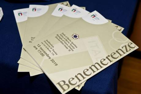 Benemerenze Sportive 2019 - Treviso