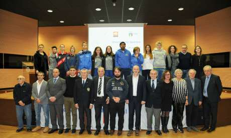 Benemerenze Sportive provincia di Treviso